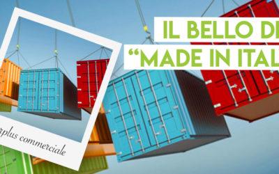 L'Italia è seconda in Europa per saldo commerciale positivo con l'estero